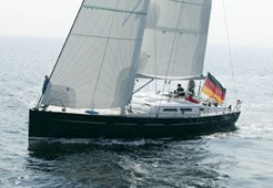 Hanse 531 for charter in Rogoznica