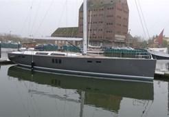 Hanse 630e for charter in Rogoznica