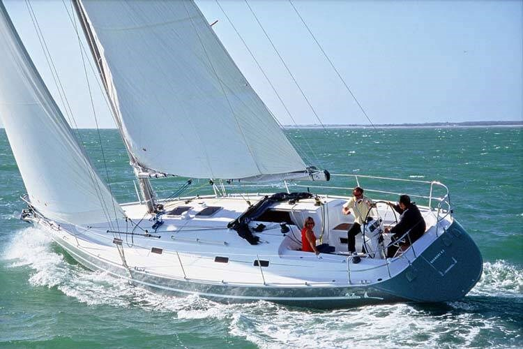 Harmony 42 for charter in Seget Donji