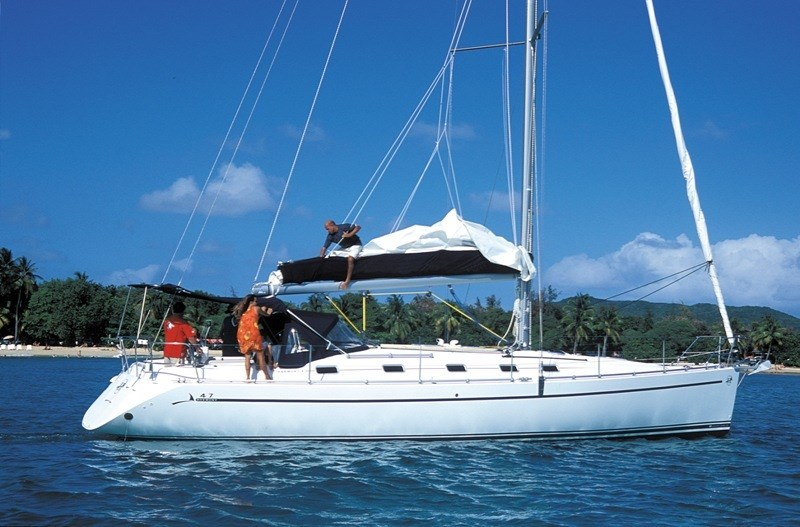 Harmony 47 for charter in Seget Donji