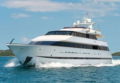 L Heesen Yachts 134 for charter in Split