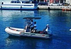 Highfield OC 540 for charter in Zadar
