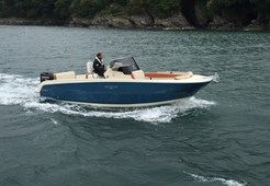 M Invictus 240 for charter in Seget Donji