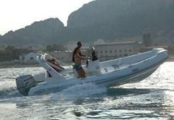 R Italboat Stingher for charter in Split