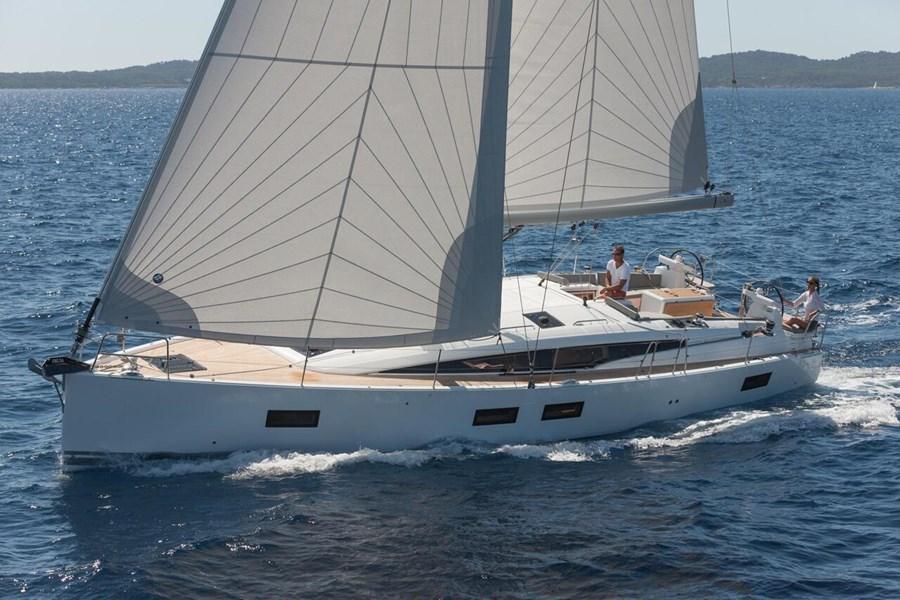 Jeanneau 51 for charter in Split
