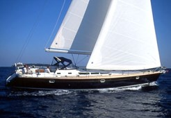 S Jeanneau 52.2 Vintage for charter in Sukosan