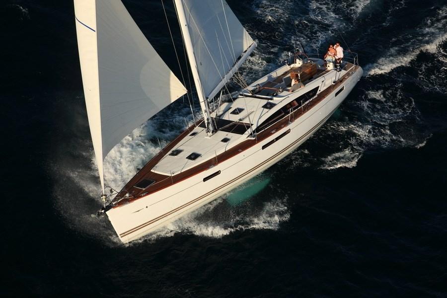 Jeanneau 53 Owner for charter in Split