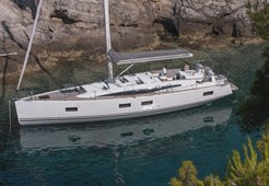 S Jeanneau 54 New for charter in Seget Donji