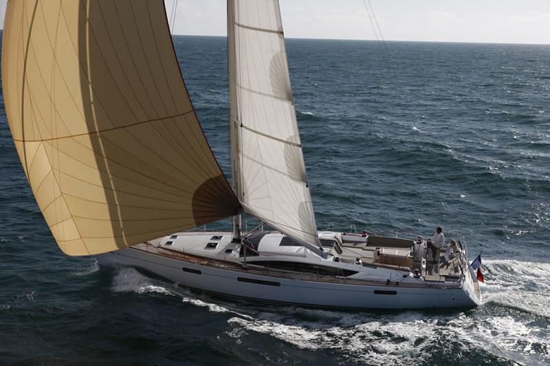 Jeanneau 57 for charter in Seget Donji