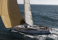 S Jeanneau 57 for charter in Seget Donji