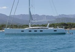 S Jeanneau 64 for charter in Seget Donji