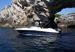 M Jeanneau Cap Camarat 715 for charter in Trogir