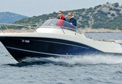 M Jeanneau Cap Camarat 755 WA for charter in Dubrovnik