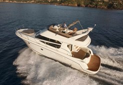 M Jeanneau Prestige 440 for charter in Split