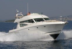 M Jeanneau Prestige 46 Fly for charter in Split