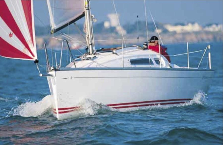 Jeanneau Sun Fast 26 for charter in Biograd