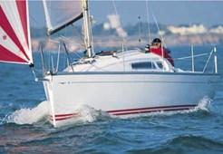 S Jeanneau Sun Fast 26 for charter in Biograd