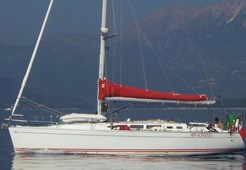 S Jeanneau Sun Fast 43 for charter in Split