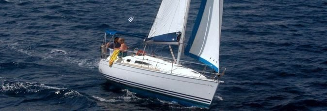 Jeanneau Sun Odyssey 29.2 for charter in Klimno