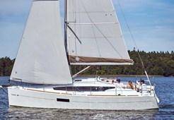 Jeanneau Sun Odyssey 319 for charter in Pula