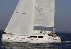 S Jeanneau Sun Odyssey 33i for charter in Split