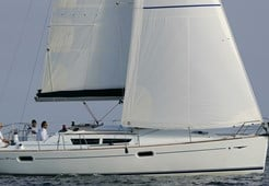 S Jeanneau Sun Odyssey 39i for charter in Kastela, Split