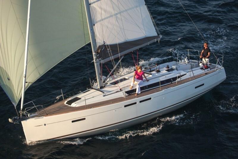 Jeanneau Sun Odyssey 419 for charter in Split