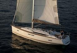 S Jeanneau Sun Odyssey 439 for charter in Seget Donji
