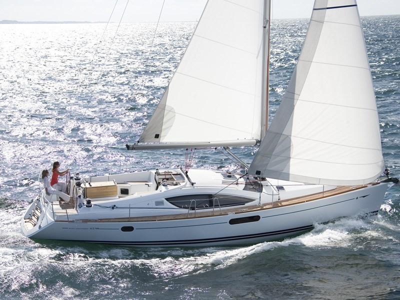Jeanneau Sun Odyssey 45DS for charter in Murter