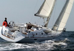 Jeanneau Sun Odyssey 49 DS for charter in Pula