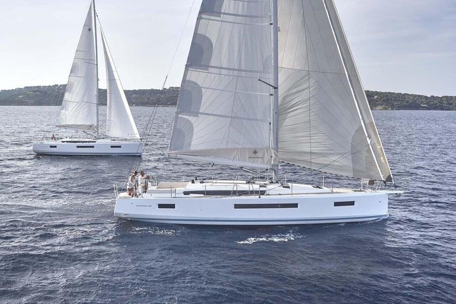 Jeanneau Sun Odyssey 490 for charter in Sukosan