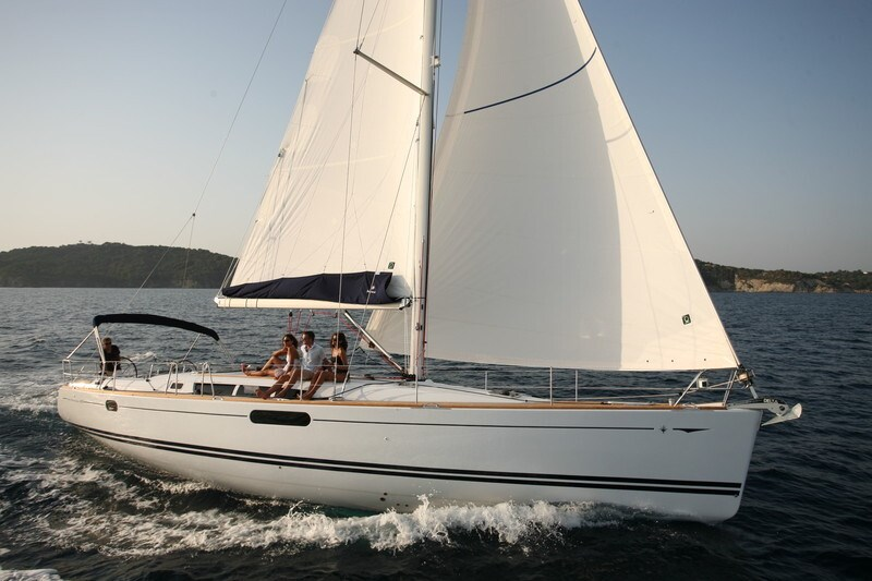 Jeanneau Sun Odyssey 49i for charter in Kastela, Split