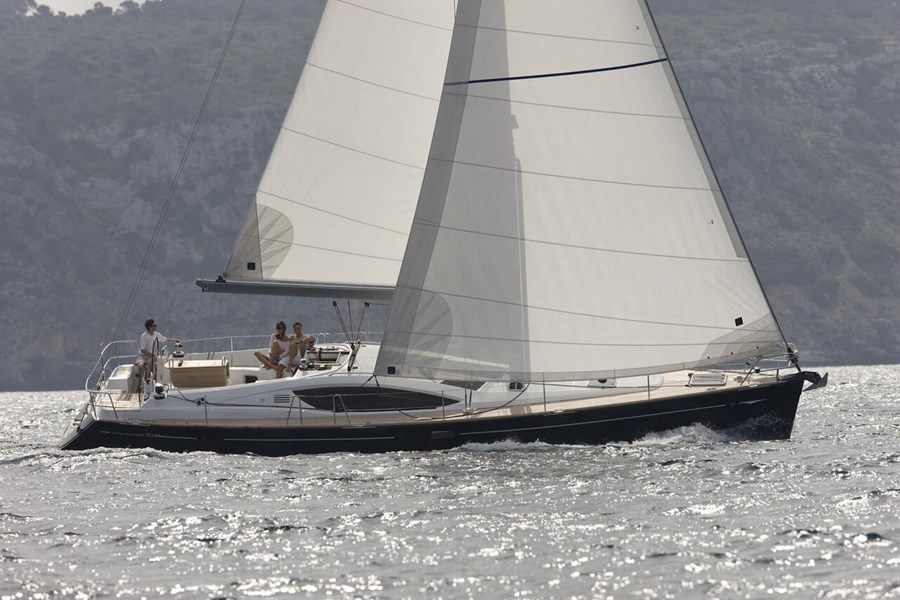 Jeanneau Sun Odyssey 50 DS for charter in Vodice