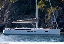 S Jeanneau Sun Odyssey 509 for charter in Split