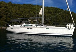 S Jeanneau Sun Odyssey 54DS 3 cab for charter in Split