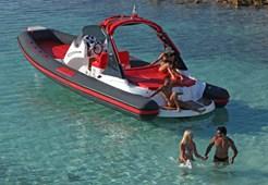 Jokerboat Mainstream 800 for charter in Trogir