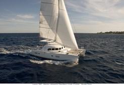 C Lagoon 380 for charter in Sibenik