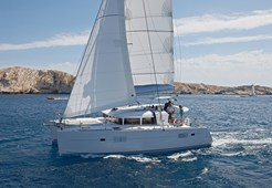 C Lagoon 400 - 3 cabins for charter in Dubrovnik