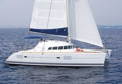 Lagoon 410 S2 charter for charter in Seget Donji