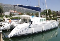 C Lagoon 440 (owners version) for charter in Kastela, Split