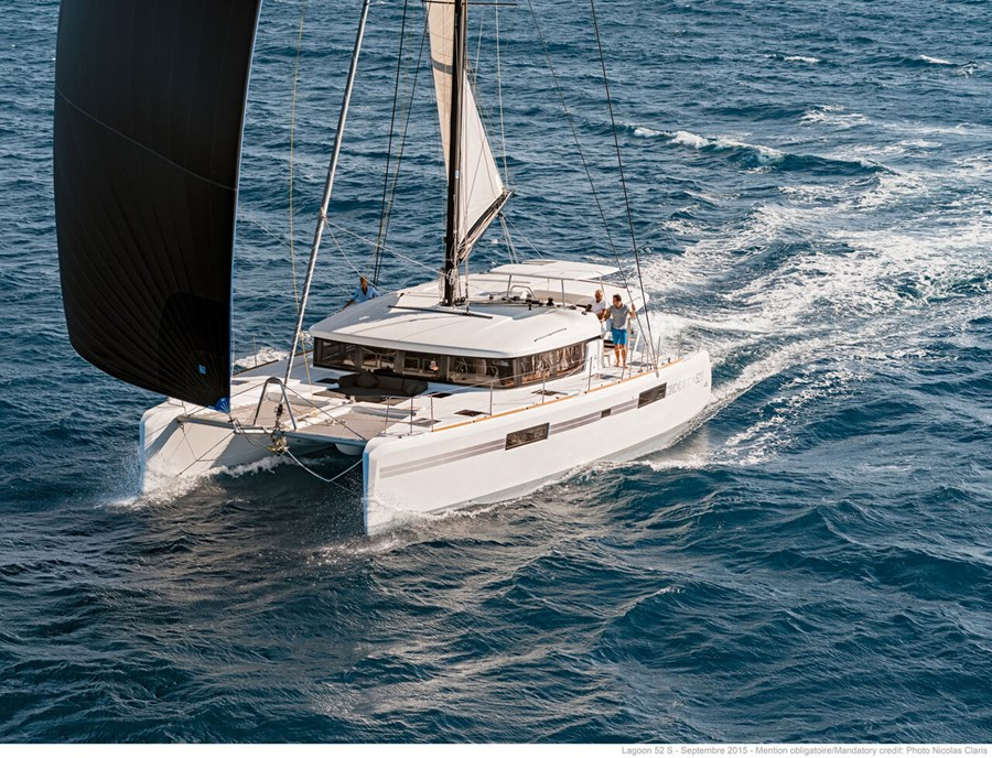 Lagoon 52 charter for charter in Seget Donji