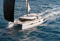 C Lagoon 52 charter for charter in Dubrovnik