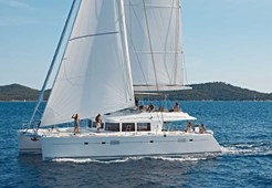C Lagoon 560 for charter in Kastela, Split