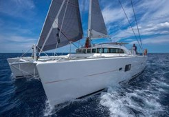 C Lagoon 570 for charter in Split