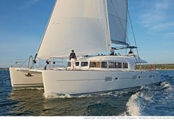 Lagoon 620 owner version for charter in Pirovac