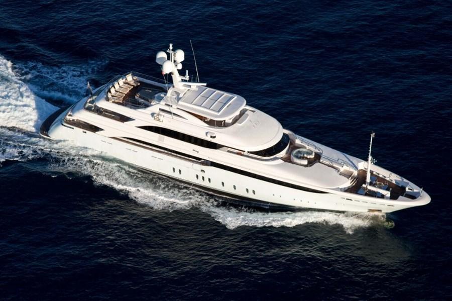 Lamda Nafs 170 for charter in Hrvatska