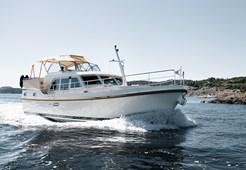 M Linssen GS 40.9 for charter in Trogir