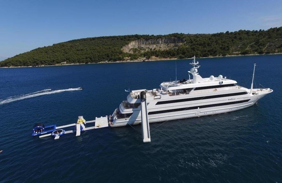 M/Y Katina for charter in Hrvatska