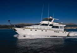 M M/Y Paloma Rea for charter in Trogir