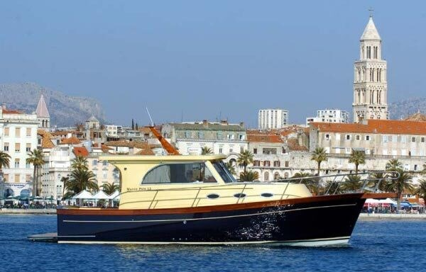 Marco Polo 12 for charter in Sibenik